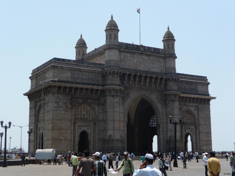 Porte de l'Inde-Bombay