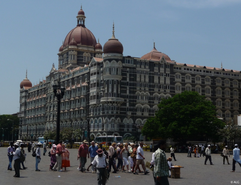 Taj Mahal Palace et Tower- bombay