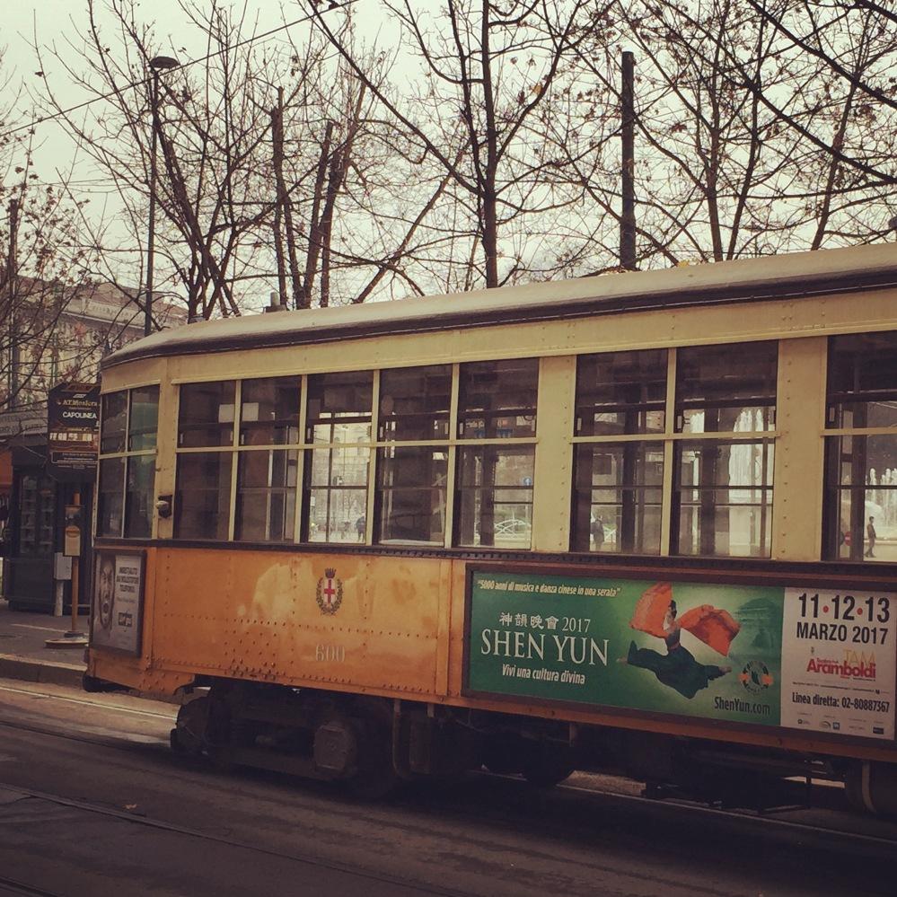 milan-tramway